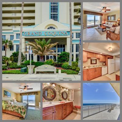 Daytona Beach Shores Rental For Rent: 3333 S Atlantic Avenue #405