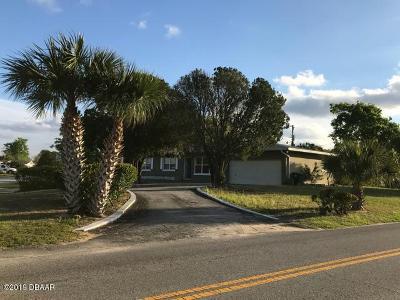 Daytona Beach Single Family Home For Sale: 1240 Imperial Drive