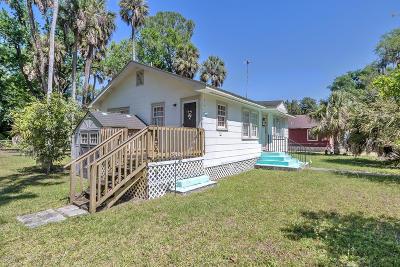 Daytona Beach Single Family Home For Sale: 680 Kingston Avenue