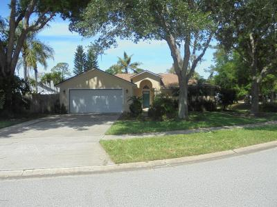 Port Orange Single Family Home For Sale: 601 Newton Road