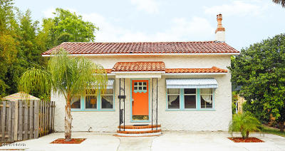 Single Family Home For Sale: 217 Seaview Avenue