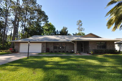 Palm Coast Single Family Home For Sale: 8 Point Place