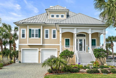 Flagler Beach Single Family Home For Sale: 306 N 11th Street