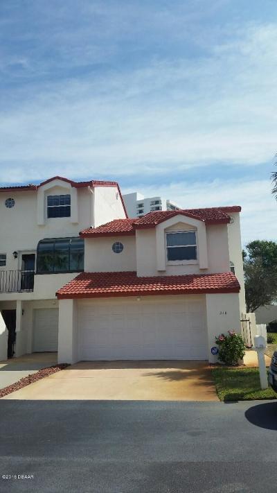 Daytona Beach Shores Rental For Rent: 210 Florida Shores Boulevard