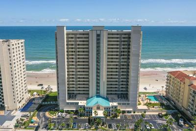 Daytona Beach Shores Condo/Townhouse For Sale: 3333 S Atlantic Avenue #7010