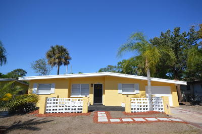 Daytona Beach Single Family Home For Sale: 1050 Thunderbird Drive