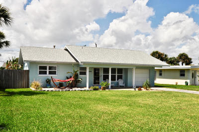 Daytona Beach Single Family Home For Sale: 3234 S Peninsula Drive