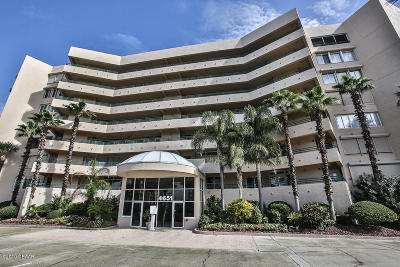 Ponce Inlet Condo/Townhouse For Sale: 4651 S Atlantic Avenue #4040