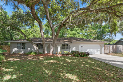 Port Orange Single Family Home For Sale: 115 Wimbledon Court