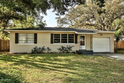 Ormond Beach Single Family Home For Sale: 216 Putnam Avenue