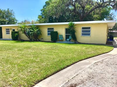 Ormond Beach Multi Family Home For Sale: 62 S Orchard Street