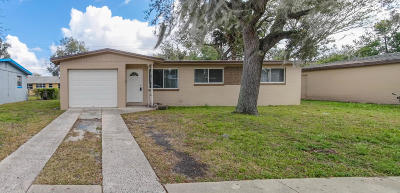 Daytona Beach Single Family Home For Sale: 833 Lewis Drive