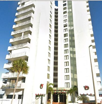 Daytona Beach Shores Condo/Townhouse For Sale: 3047 Atlantic Avenue #403