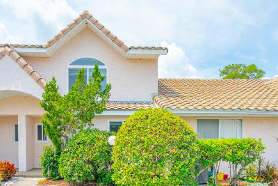 Volusia County Attached For Sale: 3539 Forest Branch Drive #D