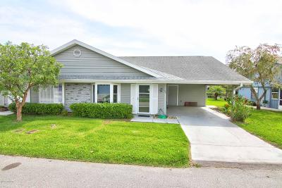 New Smyrna Beach Single Family Home For Sale: 46 Bogey Circle