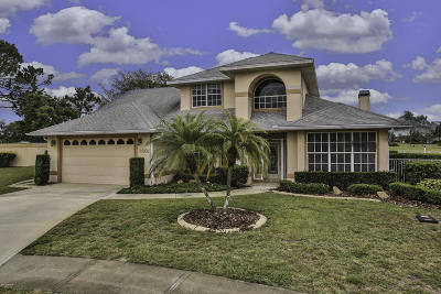 Spruce Creek Fly In Single Family Home For Sale: 3301 Oak Vista Drive