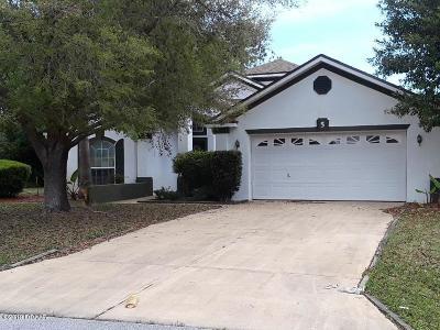 Palm Coast Single Family Home For Sale: 5 Lee Place