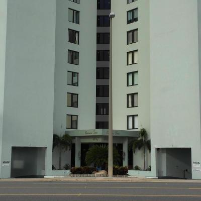 Daytona Beach Shores Condo/Townhouse For Sale: 3047 S Atlantic Avenue #N020