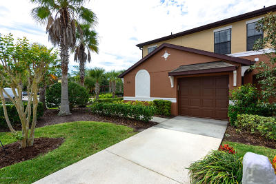Volusia County Attached For Sale: 109 Tarracina Way