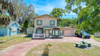 Ormond Beach FL Single Family Home For Sale: $99,900