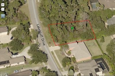 Ormond Lakes Residential Lots & Land For Sale: 75 Lakebluff Drive