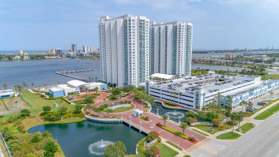 Holly Hill Condo/Townhouse For Sale: 241 Riverside Drive #1007