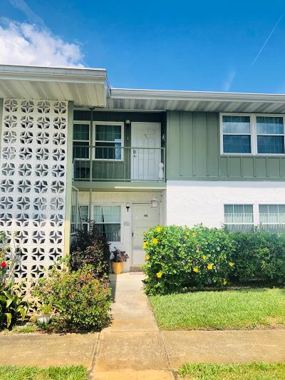 Holly Hill Condo/Townhouse For Sale: 840 Center Avenue #960