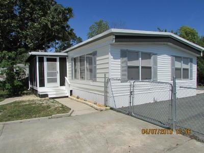 Port Orange Single Family Home For Sale: 477 Leslie Drive