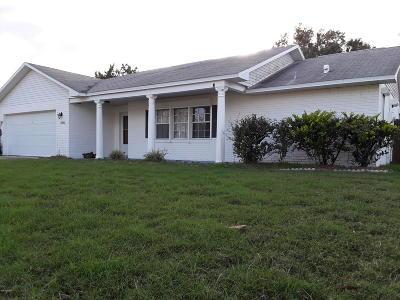 Port Orange Rental For Rent: 5822 Southport Drive