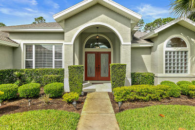Plantation Bay Single Family Home For Sale: 1218 Hampstead Lane
