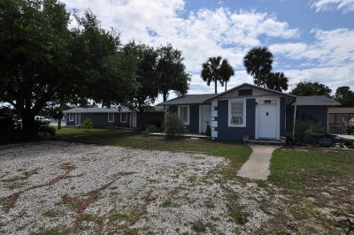 Port Orange Multi Family Home For Sale: 5310 S Ridgewood Avenue