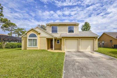 Port Orange Single Family Home For Sale: 1529 Casey Lane