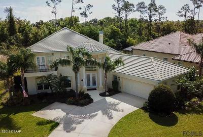 Palm Coast Single Family Home For Sale: 5 Heron Drive