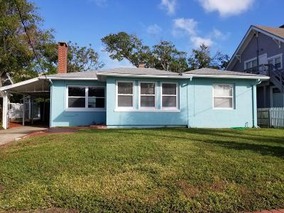 Daytona Beach Single Family Home For Sale: 311 Goodall Avenue #313