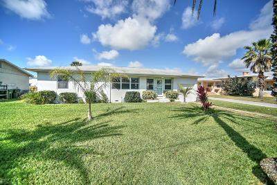 Daytona Beach Single Family Home For Sale: 142 Boynton Boulevard