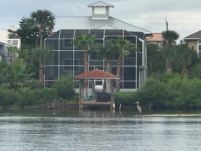 New Smyrna Beach Single Family Home For Sale: 6980 Turtlemound Road