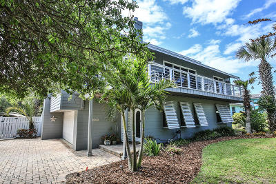New Smyrna Beach Single Family Home For Sale: 1210 N Atlantic Avenue