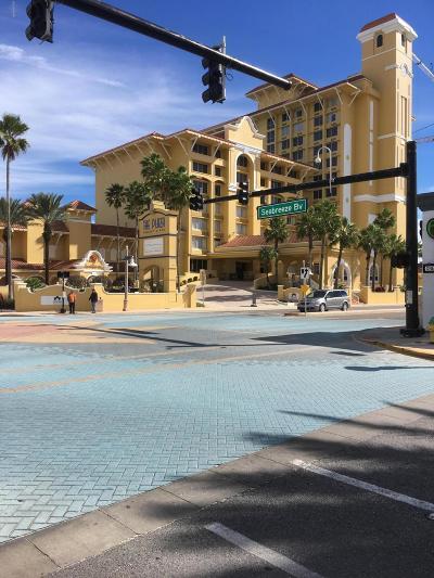 Daytona Beach Condo/Townhouse For Sale: 600 N Atlantic Avenue #917