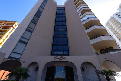 Daytona Beach Shores Condo/Townhouse For Sale: 2917 S Atlantic Avenue #1204