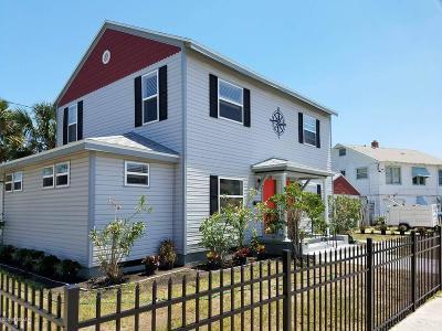 Daytona Beach Multi Family Home For Sale: 329 S Grandview Avenue
