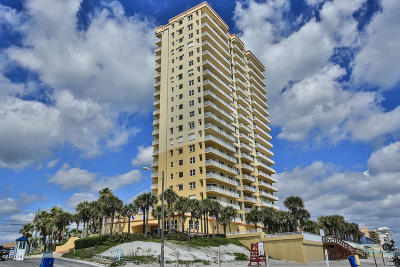Daytona Beach Condo/Townhouse For Sale: 2300 N Atlantic Avenue #1001