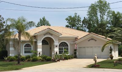 Palm Coast Single Family Home For Sale: 7 Wavering Place