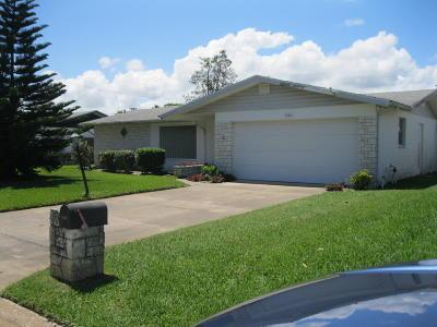 Daytona Beach Single Family Home For Sale: 1324 Suwanee Road