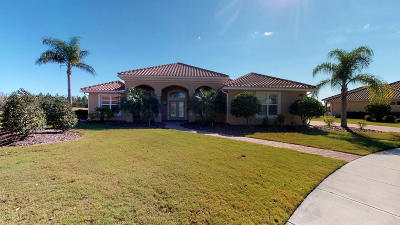 New Smyrna Beach Single Family Home For Sale: 2806 Casanova Court