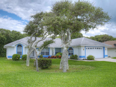 New Smyrna Beach Single Family Home For Sale: 829 E 7th Avenue