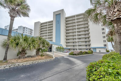 Ormond Beach Condo/Townhouse For Sale: 1133 Ocean Shore Boulevard #505