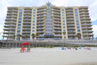 Daytona Beach Shores Condo/Townhouse For Sale: 1925 S Atlantic Avenue #509