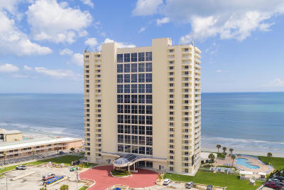Daytona Beach Shores Condo/Townhouse For Sale: 2545 S Atlantic Avenue #201