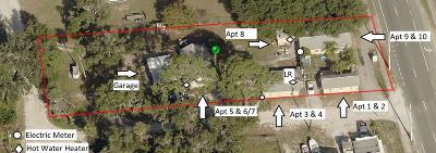 Edgewater Multi Family Home For Sale: 500 N Ridgewood Avenue