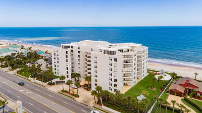 Ormond Beach Condo/Townhouse For Sale: 395 S Atlantic Avenue #7040